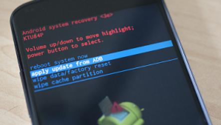 Как прошить андроид без компьютера