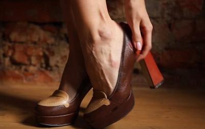 Как сделать чтобы туфли не жали 426