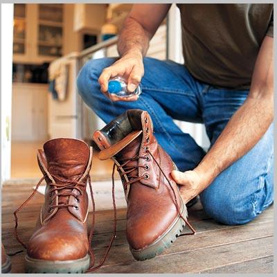 Удалить запах из обуви в домашних условиях 528
