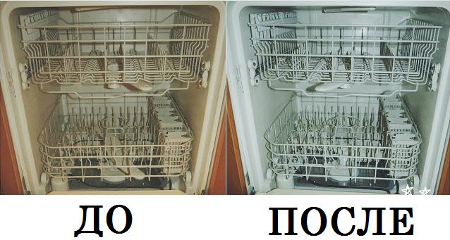 Как почистить посудомоечную машину Bosh