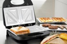 Тостер или сэндвичница: какая разница? Что лучше?