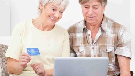 Как пенсионерам получить кредитную карту без отказа