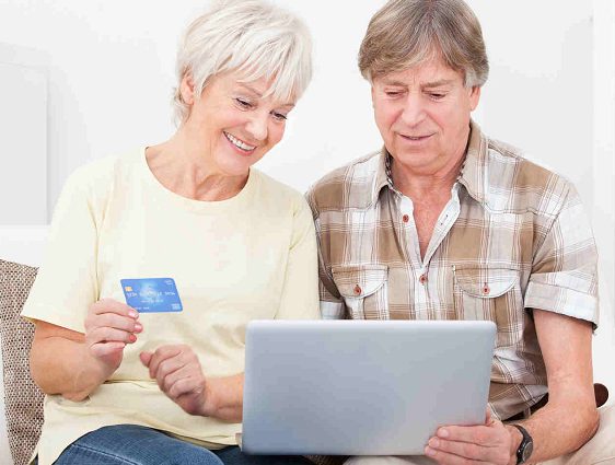 Кредитная карта пенсионерам без отказа