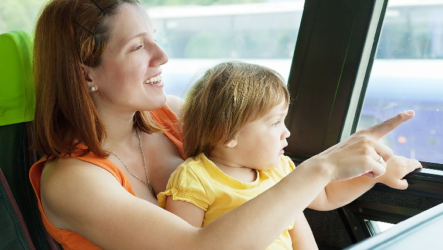 До скольки лет бесплатный проезд детям?