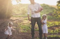 Какие льготы положены многодетным отцам в 2019 году?