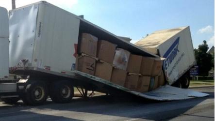 Какой штраф за перегруз грузового автомобиля в 2019 году?