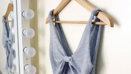 Как просто cшить майку своими руками: 7 идей + советы