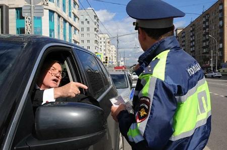 За что могут лишить водительского удостоверения