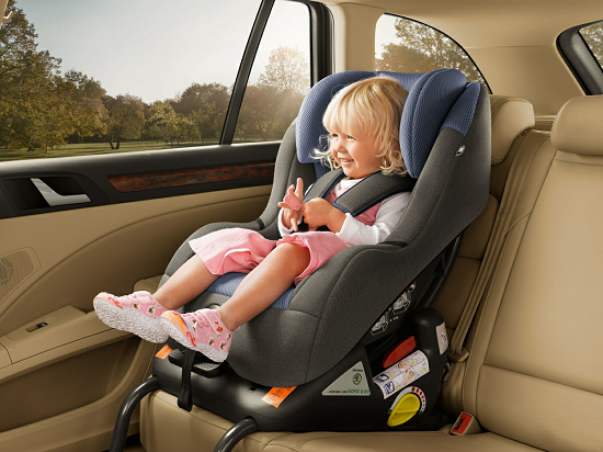 штраф за непристегнутого ребенка в машине