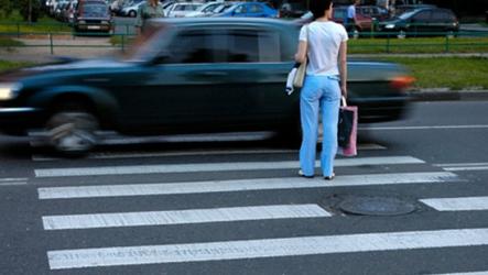 Штраф за пешехода в 2021 году